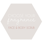 Face & Body Scrub - Choose Your Scent - 9oz