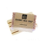 Cedarwood Scented Coconut Milk Soap