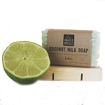Lime Scented Coconut Milk Soap