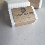 Thai Coconut Scented Coconut Milk Soap