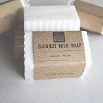 Winter Mint Coconut Milk Soap Bar