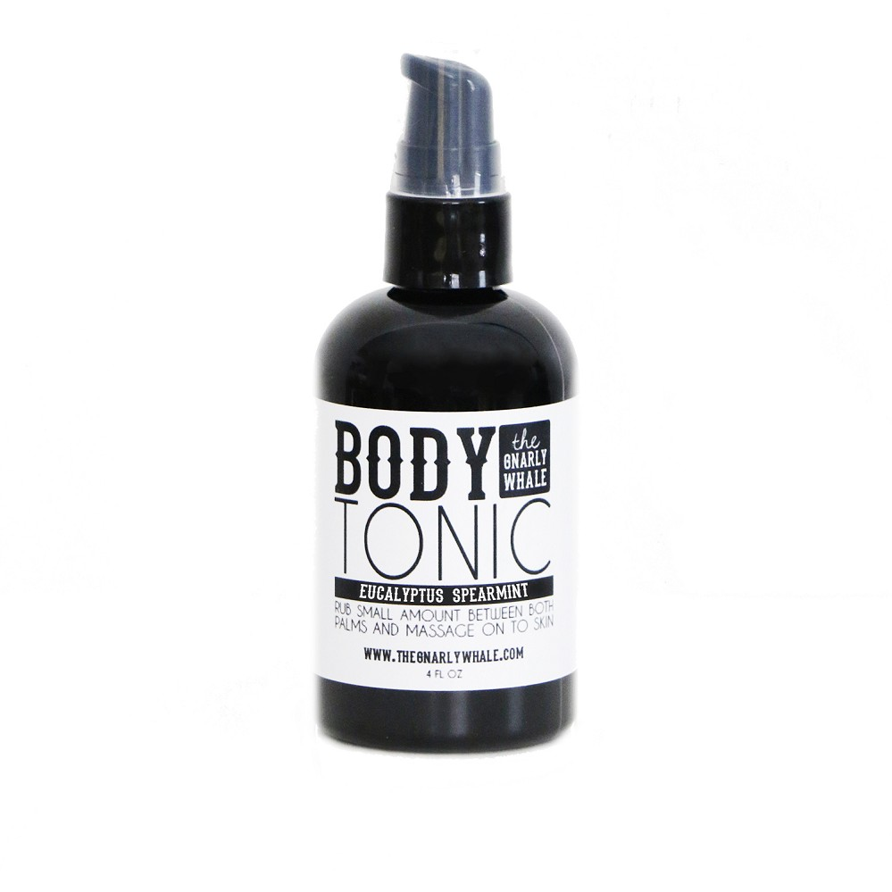 Eucalyptus Spearmint Body Tonic