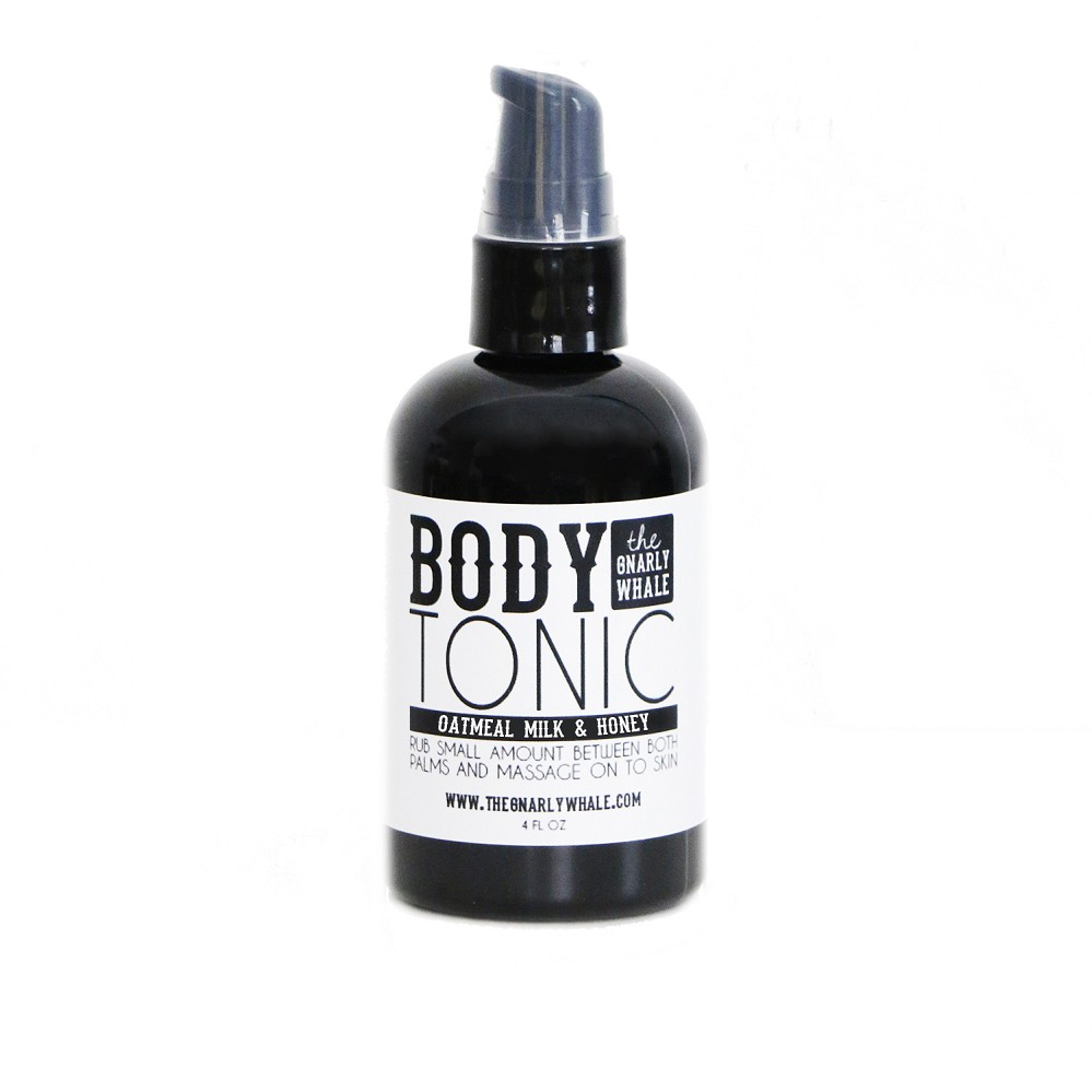 Oatmeal Milk & Honey Body Tonic