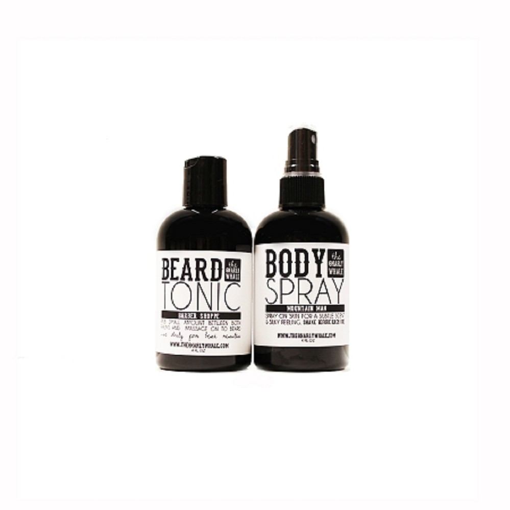 Beard Tonic & Body Spray Gift Set